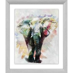 Features:Shadowbox framed and matted giclee printGiclee print on paper under glassReady to hangPro...