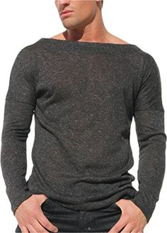 Rufskin Bailey-Ribbed & Mottled Lightweight Men's Boat Neck Sweater-Brown-Large RUFSKIN http://www.amazon.com/dp/B00R7UQKU0/ref=cm_sw_r_pi_dp_j8iivb1GC2QQD