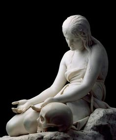 Canova, Maddalena Penitente, 1809
