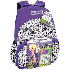 12. Style Me Up Color Freedom Luxury Backpack Kit - it's all the rave in my house  #momselect and #backtoschool