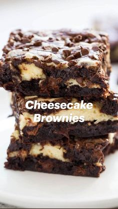 Brownie Recipes, Cookie Recipes, Dessert Recipes, Easy Desserts, Delicious Desserts, Yummy Food, Cupcake Cakes, Cupcakes, Sweet Recipes