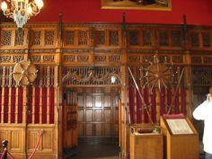 Great Hall in Edinburgh Castle