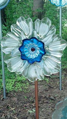 Glass flower 5