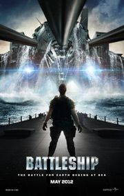 The Battle For Earth Begins At Sea! Battleship - In Theaters May 18th