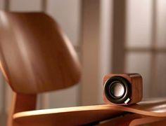 1Q Portable Wood Speaker