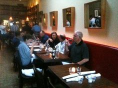 Scopa, The best Italian Food in the North Bay! Try the Thursday night winemaker's dinners!