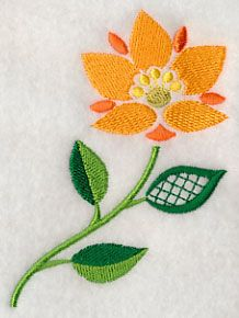 Machine Embroidery Designs at Embroidery Library! - Color Change - H7686