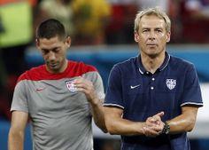 Jurgen Klinsmann, Clint Dempsey