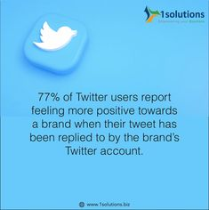 Businesses should invest in Twitter to grow their marketing strategy and audience. Twitter can be used to share updates about your company, share industry news, and engage with your customers. Using a platform such as Twitter gives businesses a cost-effective method of engaging with their consumer base. Connect with us today to know more. #twitter #twittermarketing #onlinebusiness #onlinemarketing Responsive Web Design, Web Design Services, Design Development, Online Marketing, Online Business, Connect, Investing, Platform, Positivity