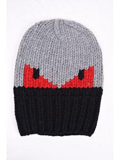 Best price on the market at italist.com Fendi  F0qzgrey  HATS.