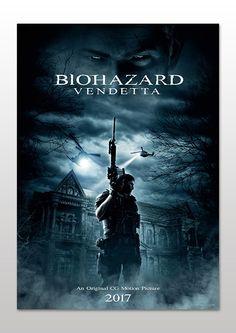 映画『バイオハザード:ヴェンデッタ』が、2017年5月27日(土)に公開される。(c) CAPCOM / VENDETTA FILM PARTNERS. ALL RIGHTS RESERVED.『バイ...