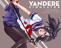 Yandere-chan (Yandere Simulator)