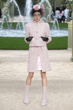 Chanel, Printemps été 2018, Paris, Haute Couture Ete 2018, Printemps Été 846930e9577