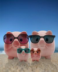 10 Money-Saving Tips for Families: Made me rethink how I'm spending my money. Will check out swap.com. and more.