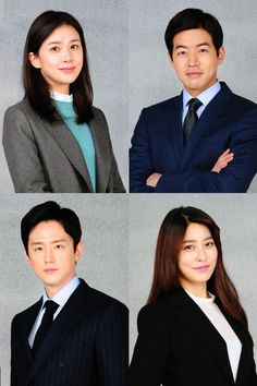 Upcoming SBS drama 'Whisper' has announced it's completed main cast!  The romance drama will revolve around a law office named Taebaek, and the flesh-deep stories of lawyers who seem elegant and refined on the outside but are just people on the inside. Lee Bo Young and Lee Sang Yoon will be working together as the drama's leads, while joining the pair as sub-leads will be Park Se Young and Kwon Yool.