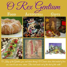Shower of Roses: O Antiphons Ornaments & Gift Package Giveaway