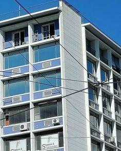 Deloudis Aristotelis (@elevensouls_athens) • Φωτογραφίες και βίντεο στο Instagram Modernism, Multi Story Building, Architecture, Instagram, Arquitetura, Modern Architecture, Architecture Design, Contemporary Architecture