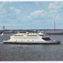 Image of P2007.015.004 - Ferryboat Jamestown