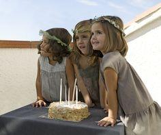 Violeta e Federico Moda infantil P/V 2011 #kids #fashion #special occasions