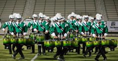 One of my obsessions in life is DCI and my absolute favourite ... The Cavaliers aka The Cavies! Go Big Green!