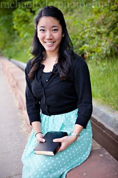 Sister Missionary Portrait by Rachael Tyler Photography www.rachaeltyler.com offers FREE mission photos