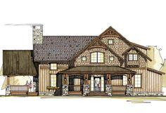 Craftsman Plan: 2,128 Square Feet, 3 Bedrooms, 3 Bathrooms - 8504-00052