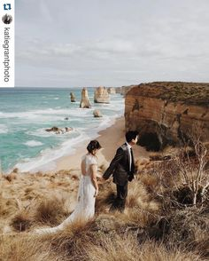 Today we're featuring female photographer @katiegrantphoto who not only takes beautiful images but has some of the best locations. Check her out! #Repost @katiegrantphoto with @repostapp. Today with Esther & Benson . #iPhone #12apostles #twelveapostles #greatoceanroad #destinationwedding #destinationweddingphotographer #elope #elopement #travel #wanderlust #adventure #explore #australia #victoria by chicksthatclickworldwide http://ift.tt/1ijk11S