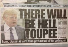 Top 23 Most Bizarre, Funny or Insane Trump News Headlines #Trump #Drumpf #Election2016