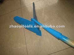soil furrow hoe ZYXH009, View furrowing hoe, zhaoyi tools Product ...
