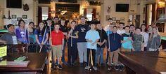 Billiards Cafe in Ayer, Massachusetts held the 2016 Massachusetts State Junior Championships Massachusetts, Champs, Hold On, Wrestling, Magazine, Naruto Sad, Warehouse, Magazines, Newspaper