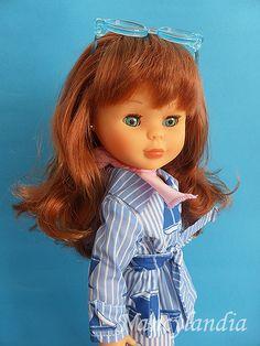 Coleccionistas de Nancy de Famosa. Coleccionismo de muñeca Nancy.
