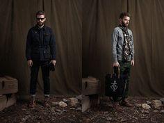 Lookbook Espionage (Fall/Winter 2012)