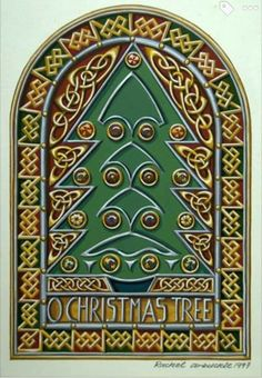 Celtic Christmas, Mirror, Furniture, Home Decor, Decoration Home, Room Decor, Mirrors, Home Furnishings, Home Interior Design