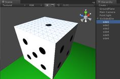 Unity Dice tutorial