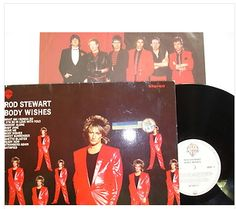 At £5.98  http://www.ebay.co.uk/itm/Rod-Stewart-Body-Wishes-WEA-Records-12-LP-92-3877-1-1983-/261106486337
