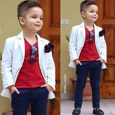 Kids fashion Boy 2020 - Kids fashion - Kids fashion For 10 Year Olds Christmas Gifts - Kids fashion DIY Crafts - Kids fashion Style Ideas Cute Kids Fashion, Little Boy Fashion, Baby Boy Fashion, Toddler Fashion, Toddler Wedding Outfit Boy, Baby Boy Dress, Toddler Boy Outfits, Stylish Little Boys, Stylish Kids