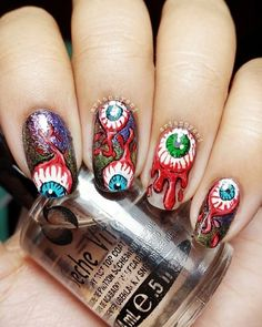 #THANKYOU to everyone who participated in our #Halloween #FrightFest #nailart upload contest!!  we are absolutely #awestruck with the #nail community's talent! Congratulations to our winner @ariannyani !!  We thought your #naildesign was freaky and #fabulous! Looking forward to seeing what you create with your new nail goodies.  xxoo Team #Nailstyle