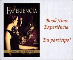 """ALEGRIA DE VIVER E AMAR O QUE É BOM!!: BOOKTOUR #05 - LIVRO """"EXPERIÊNCIA DE CAROLINE EVAN..."""