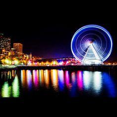 The Seattle 'Great Wheel'