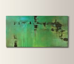ARTFINDER: 'Matrix' by Dan Nash Gottfried - Original acrylic, abstract painting created on canvas.
