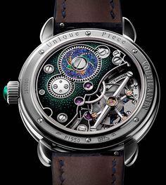 Voutilainen Hisui Watch caseback