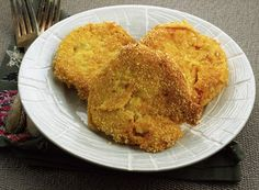 Recipe of the Day: Fried Green Tomatoes