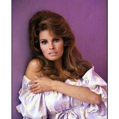 Raquel Welch Famous American Actress found on Polyvore