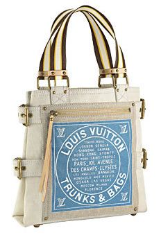 Louis Vuitton Globe Shopper Cabas - one of my faves of all time!  Best summer casual tote!!