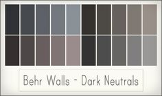 Two addon sets (or whatever you wanna call it) of Behr Walls. Just like the originals these come in three versions: no trim, oak trim and white trim. Of course they work for all wall.