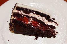 Black Forest Cake from Brauhaus Schmitz, Philadelphia, PA.  http://www.hiddenboston.com/foodphotos/brauhaus-schmitz-cake.html