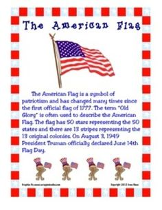 flag day activities kindergarten
