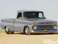 1964 Chevrolet C10 - Classic Trucks Magazine