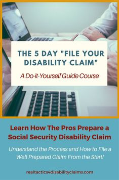 Learn How to File a Well Prepared Social Security Disability Claim. Understand the Process from the start and all the steps needed to increase your chances of receiving your Social Security disability benefits Chronic Fatigue, Chronic Pain, Fibromyalgia, Chronic Illness, Causes Of Depression, Coping With Depression, Tension Headache, Headache Relief, Disability Help
