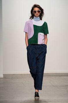Spring Fashion Trends 2015 | Runway | POPSUGAR Fashion